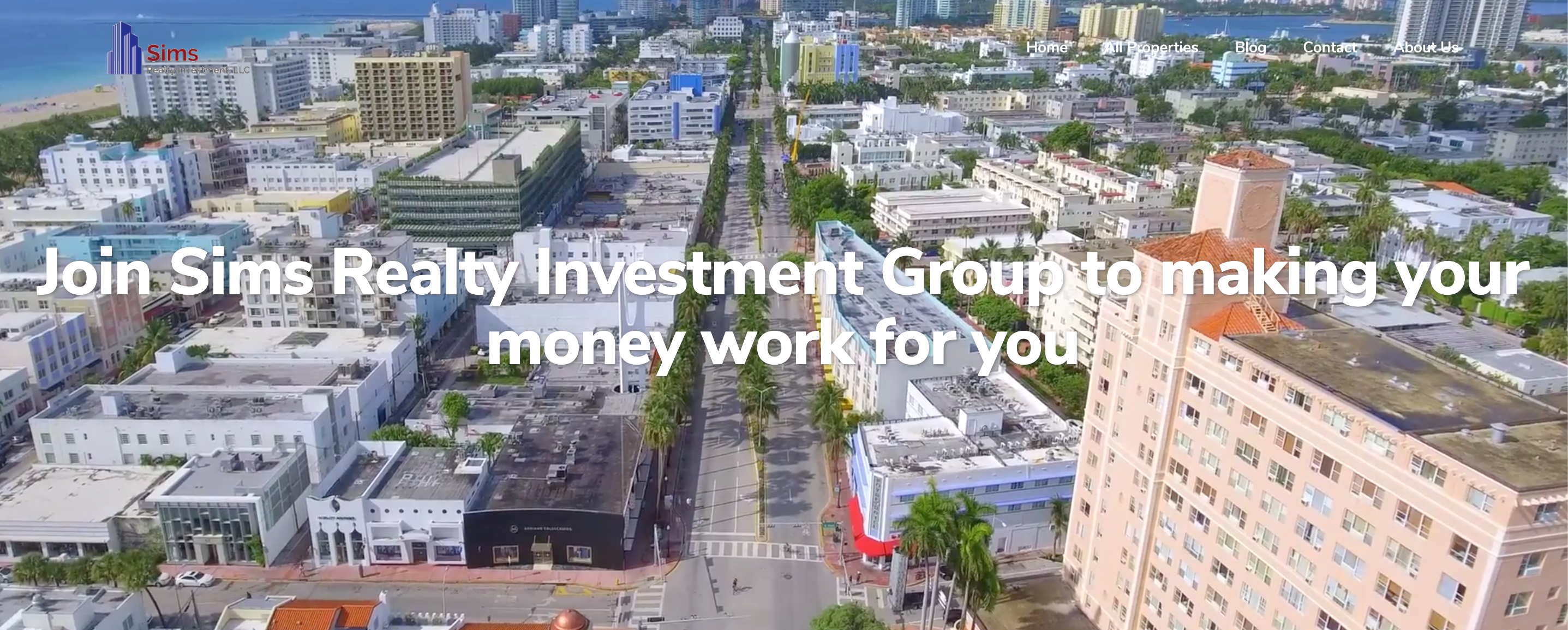 Sims Reality Investment Group